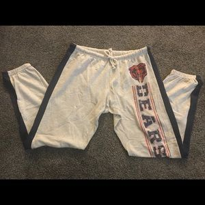 CHICAGO BEARS SIZE SMALL LOUNGE PANTS